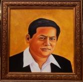 Portrait of Hon'ble Chief Minister of Assam, Shri Sarbananda Sonowal.