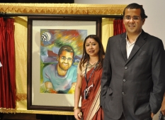 TULIREKHA WITH CHETAN BHAGAT