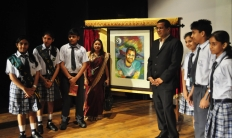 TULIREKHA WITH CHETAN BHAGAT2