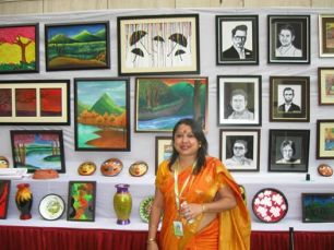RGS ART EXHIBITION 2014